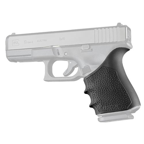 HandAll Beavertail Grip Sleeve - Glock 19 Gen 1-2-5, Black