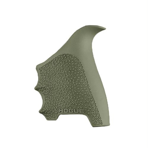 HandAll Beavertail Grip Sleeve - Sig Sauer P320 Compact, Olive Drab Green
