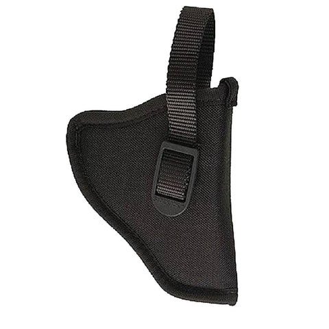 Sidekick Hip Holster Cordura Nylon Black - Size 7, Right Hand
