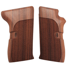 CZ52 Pau Ferro Grip - Checkered
