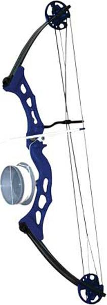 Sas Gator Bowfishing Kit 40# Blue