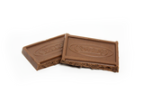 Chocolate Cortés Premium Milk Chocolate Almond Bar Pieces