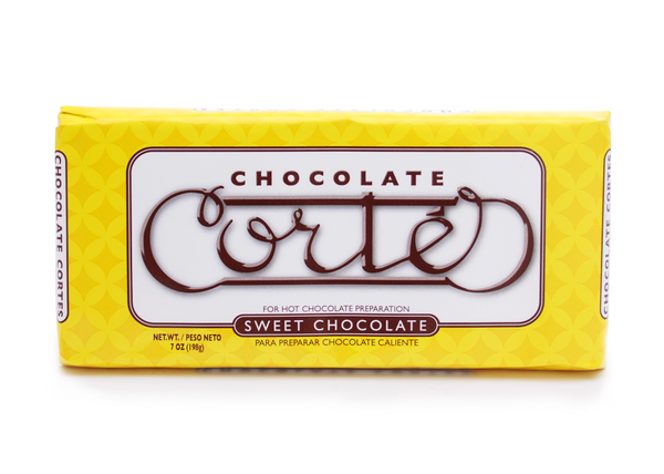 Chocolate Cortés Bar 7oz