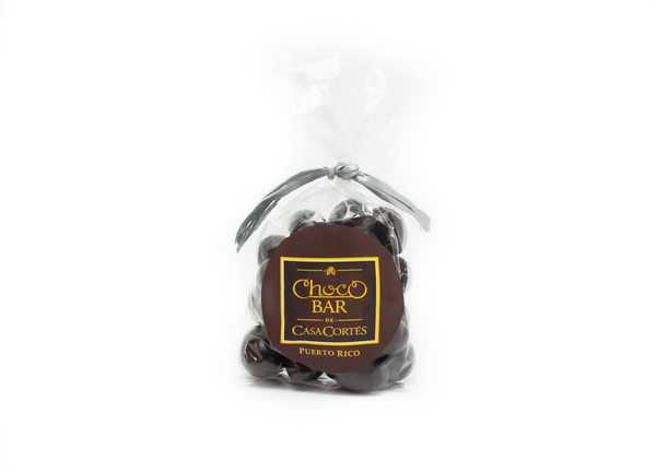 Dark Chocolate Covered Almonds 3oz