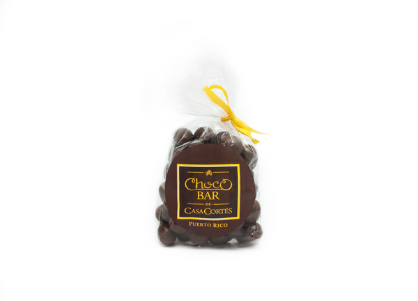 Milk Chocolate Covered Coffee Beans 3oz
