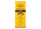 Chocolate Cortés Premium Milk Chocolate Waffle Cone Bar 1.4oz