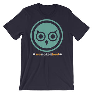Retro Owl short sleeve t-shirt