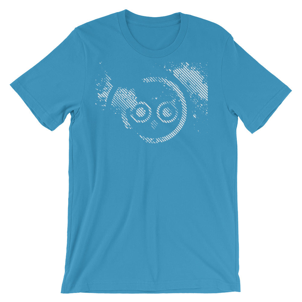 HOOT Ribbed Unisex short sleeve t-shirt