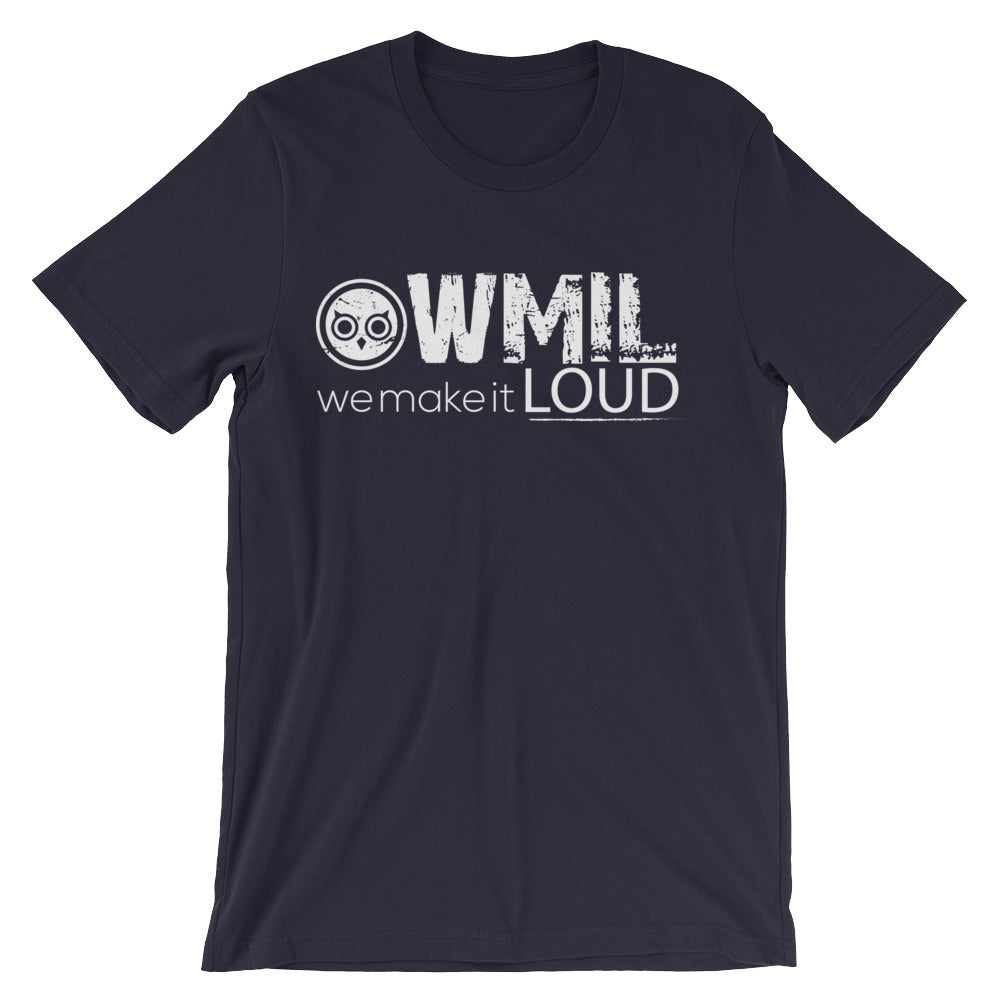 Darker WMIL Unisex short sleeve t-shirt