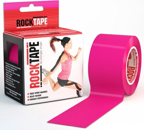 RockTape Active-Recovery Series Tape 5M - Hot Pink - MMAoutfit - 1