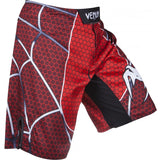 "VENUM ""SPIDER 2.0"" FIGHTSHORTS - RED - MMAoutfit - 1"