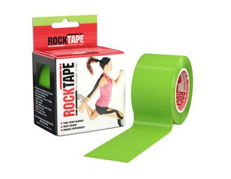 RockTape Active-Recovery Series Tape 5M - Lime Green - MMAoutfit - 1