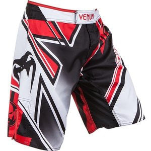 "VENUM ""WAND'S CONFLICT"" FIGHTSHORTS - BLACK/ICE/RED - MMAoutfit - 1"