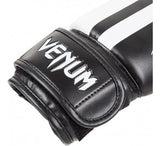 "VENUM ""ELITE"" BAG GLOVES - BLACK/ICE/RED - MMAoutfit - 7"