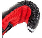 "VENUM ""ELITE"" BAG GLOVES - BLACK/ICE/RED - MMAoutfit - 8"