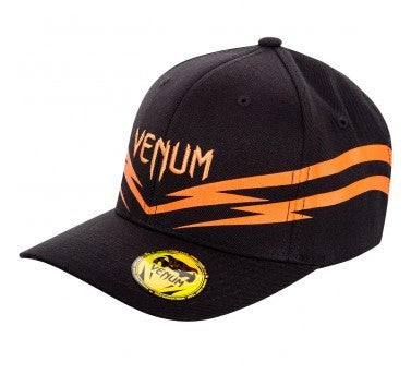 VENUM SHARP 2.0 CAP BLACK/ORANGE - MMAoutfit - 1
