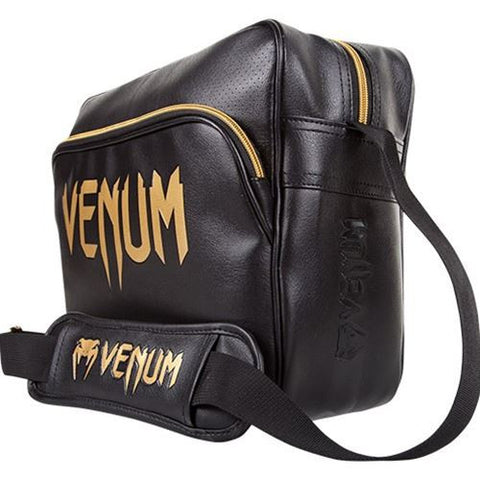 "VENUM ""TOWN"" BAG - BLACK/GOLD - MMAoutfit - 1"