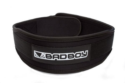 BAD BOY WEIGHT LIFTING BELT - MMAoutfit