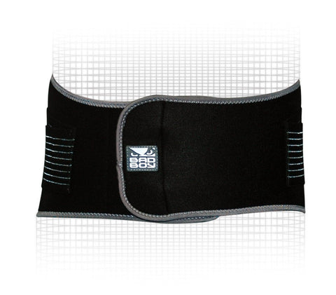 BAD BOY RECOVERY LINE CONTOURED BACK SUPPORT - MMAoutfit - 1