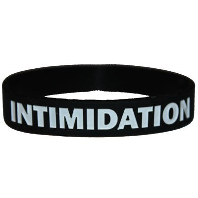 Intimidation Wristband - MMAoutfit