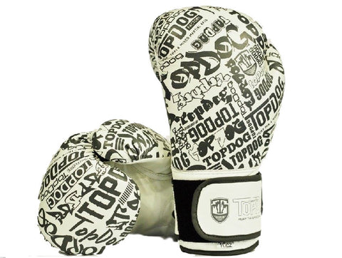 Topdog Special Edition D'Arte Muay Thai Gloves - MMAoutfit