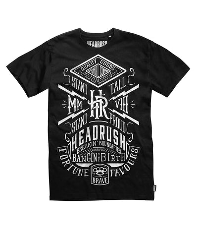 HEADRUSH HR QUALITY SHIRT - MMAoutfit - 1