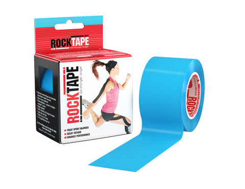 RockTape Active-Recovery Series Tape 5M - Electric Blue - MMAoutfit - 1