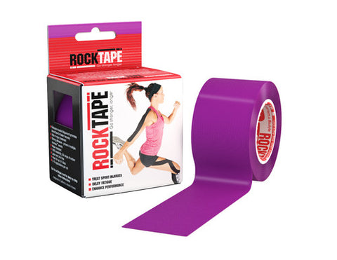 RockTape Active-Recovery Series Tape 5M - Purple - MMAoutfit - 1