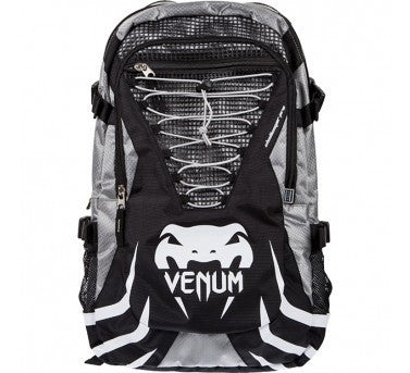 "VENUM ""CHALLENGER PRO"" BACKPACK - BLACK/GREY - MMAoutfit - 1"