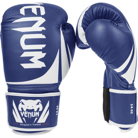 VENUM CHALLENGER 2.0 BOXING GLOVES - BLUE