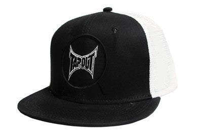 TAPOUT CLASSIC ORIGINAL - BLACK/WHITE - MMAoutfit