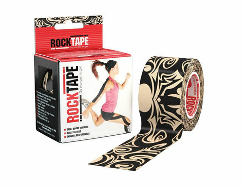 RockTape Active-Recovery Series Tape 5M - Tattoo