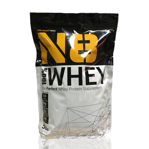 N8 WHEY PROTEIN SUPPLEMENT 5LBS - CHOCOLATE