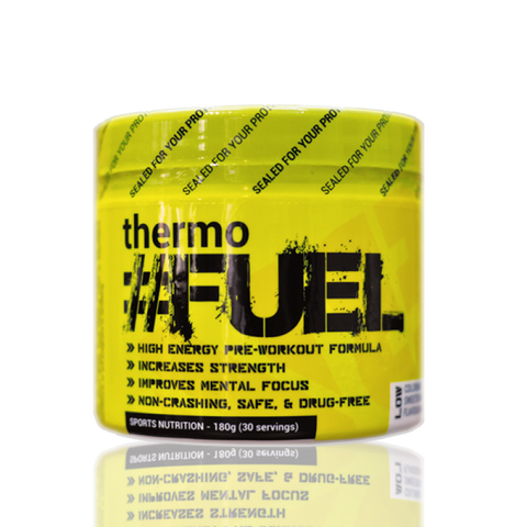 N8 THERMO-FUEL PRE-WORKOUT FORMULA (30 SERVINGS) - MIXED BERRIES