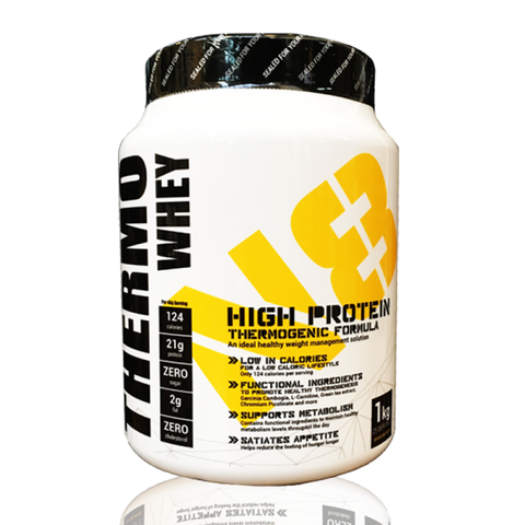N8 THERMO-WHEY 1KG - CHOCOLATE