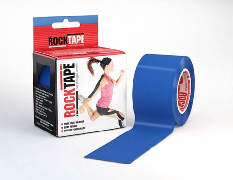 RockTape Active-Recovery Series Tape 5M - Navy Blue - MMAoutfit - 1