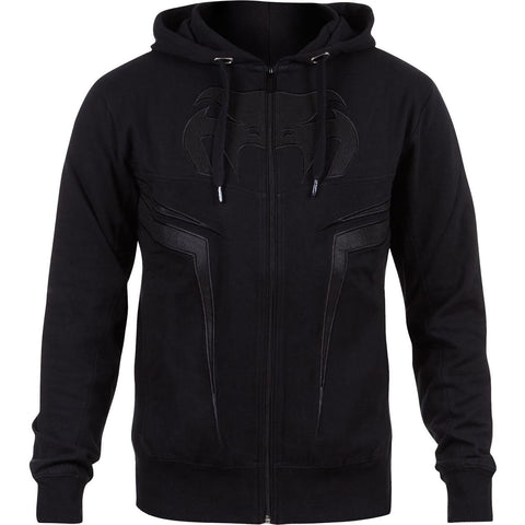 VENUM SHOCKWAVE 3 HOODY LITE SERIES - BLACK - MMAoutfit - 1