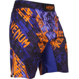 VENUM NEO CAMO FIGHTSHORTS - BLUE/ORANGE - MMAoutfit - 4