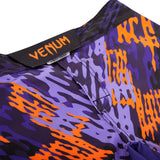 VENUM NEO CAMO FIGHTSHORTS - BLUE/ORANGE - MMAoutfit - 9