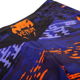 VENUM NEO CAMO FIGHTSHORTS - BLUE/ORANGE - MMAoutfit - 8