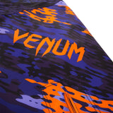 VENUM NEO CAMO FIGHTSHORTS - BLUE/ORANGE - MMAoutfit - 7
