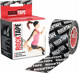 RockTape Active-Recovery Series Tape 5M - Black Logo - MMAoutfit - 1