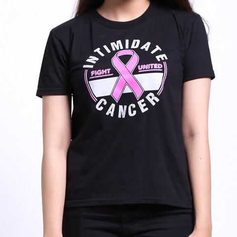 Intimidation Jillians Angel Cancer Women´s Shirt