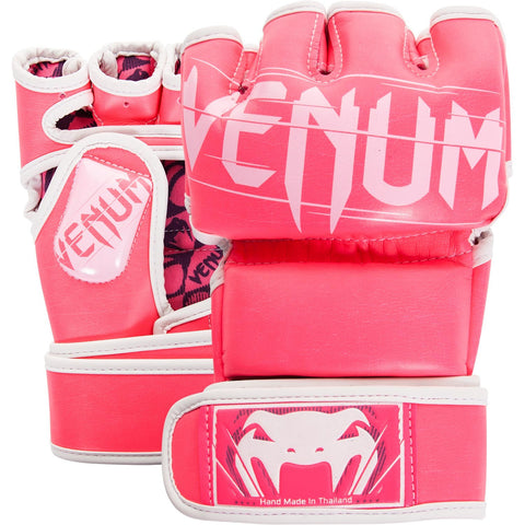VENUM UNDISPUTED 2.0 MMA GLOVES - PINK - MMAoutfit - 1
