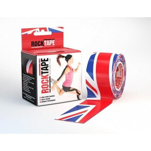 RockTape Active-Recovery Series Tape 5M - Union Jack - MMAoutfit - 1