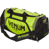 VENUM TRAINER LITE SPORT BAG - YELLOW - MMAoutfit - 1