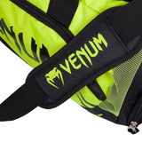 VENUM TRAINER LITE SPORT BAG - YELLOW - MMAoutfit - 3