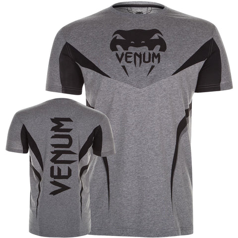 VENUM SHOCKWAVE 3 T-SHIRT - GREY - MMAoutfit - 1
