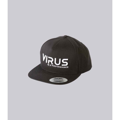 VIRUS V PERFORMANCE SNAPBACK HAT - BLACK - MMAoutfit - 1