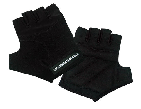 BAD BOY PADDED WEIGHT LIFTING GLOVES